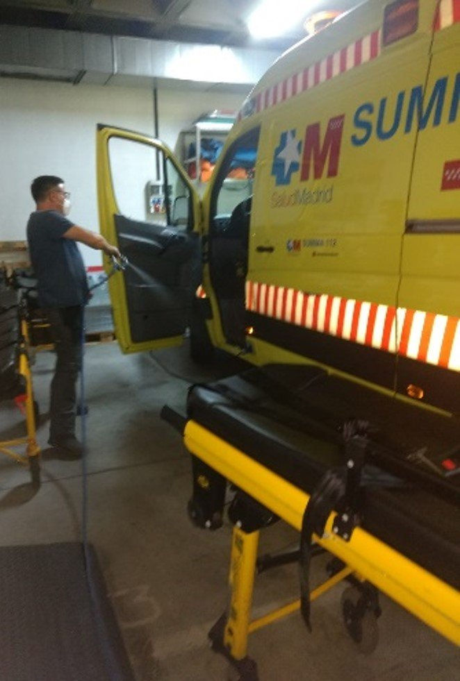 SUMMA acquires two new SDR-F05A+ fast disinfection units.