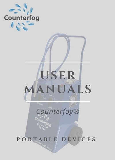Counterfog User Manuals
